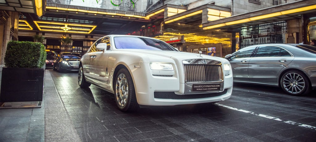 Special Occasion Car Hire in London