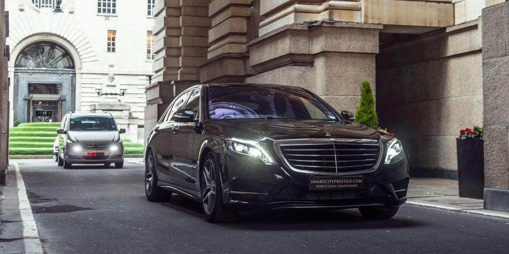 Mercedes Chauffeur Hire