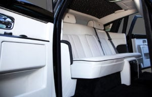 Rolls Royce Phantom Black Dash