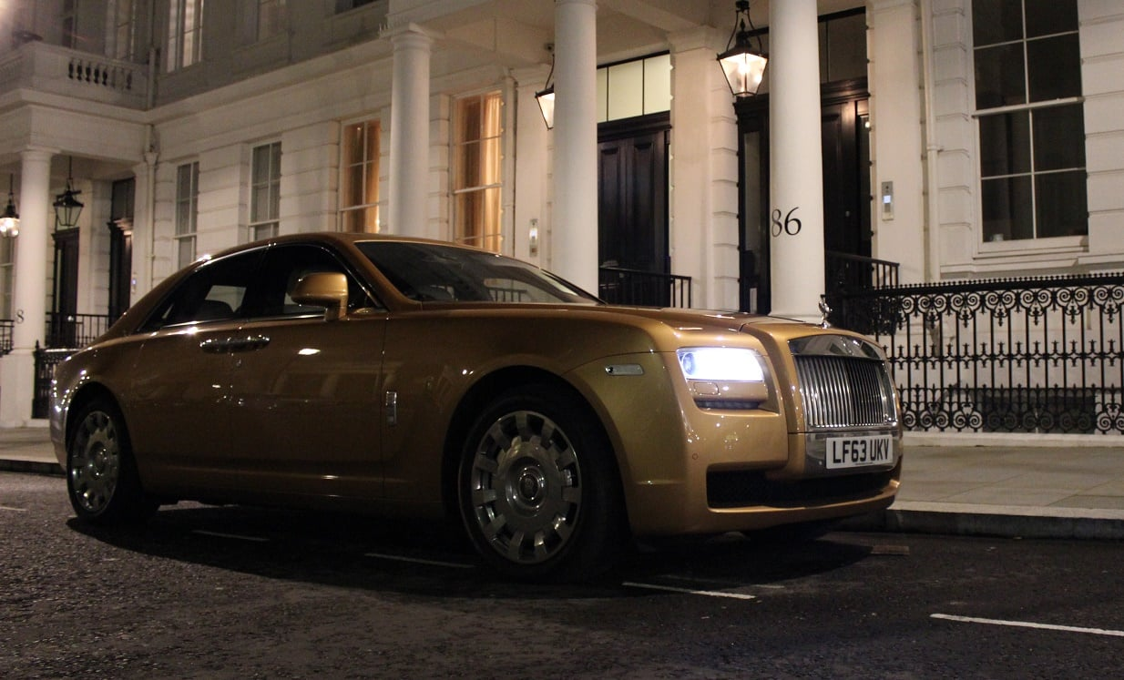 Halloween Parties and Events: Book Your VIP Chauffeur Car Hire