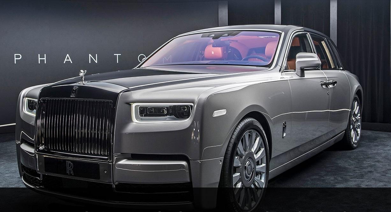 Rolls Royce Royal Phantom VIII