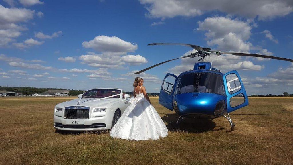 Luxury Rolls-Royce Chauffeur Service