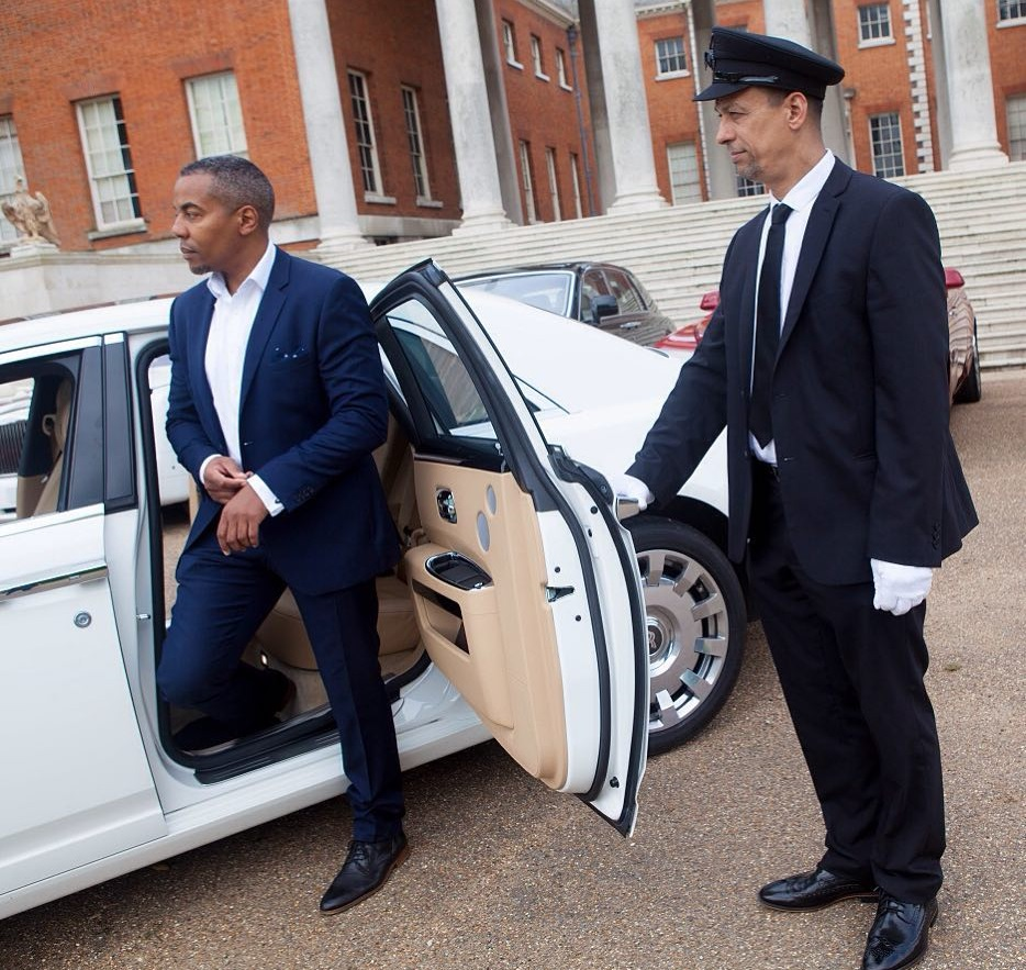 Special Occasion Chauffeur Hire