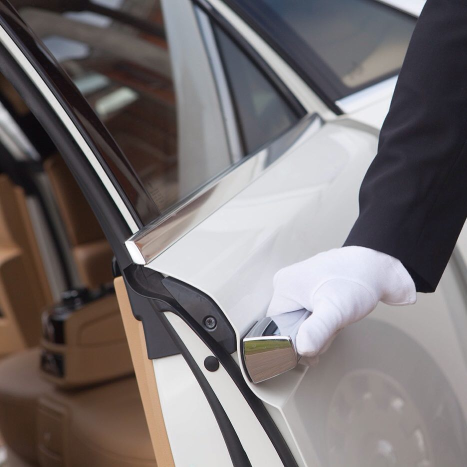 wedding chauffeur london