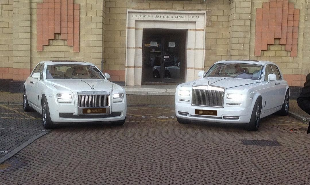 Phantom, Ghost, or Cullinan: Which is the Best Rolls-Royce Model for Your Dream Wedding